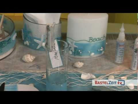 Bastelzeit TV 8 - Maritime Dekorationsideen