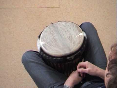 Djembe rhythms and grooves part 1 – Kuku, Kono, Yankady, Rumba etc