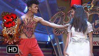 Sanketh and Priyanka Performance – Dhee Jodi - 14th September 2016– ETV Telugu