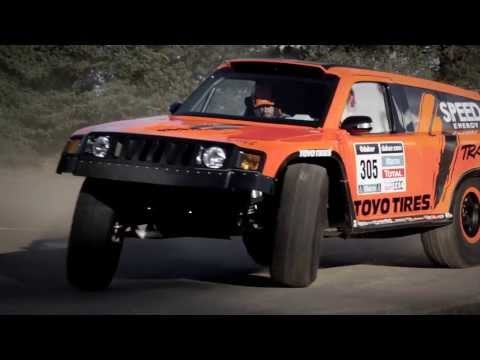 Toyo Tires - Meet the unexpected at the Dakar rally. Follow champion off-road racers Robby Gordon and BJ Baldwin as they face the most grueling race in the world. The onl...