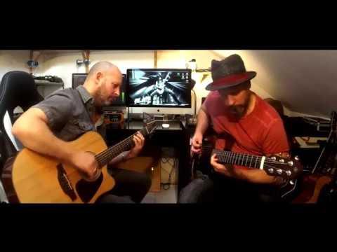 Paradis City – Guns N' Roses (Instrumental  Acoustic Guitar 12 Strings Cover)