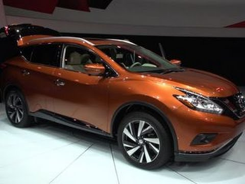 Better - http://cnet.co/1jaZJAS Nissan redesigns the Murano, shaving its mass, sculpting the body, and letting more light into the cabin.