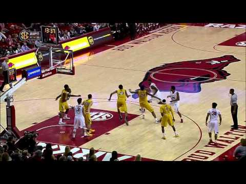 Arkansas-Mizzouri 84-72 (No4 white, 17pts, 6ast)