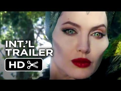 Maleficent Official International Trailer #1 (2014) – Angelina Jolie Movie HD
