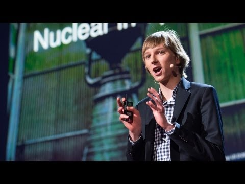 taylor - Taylor Wilson was 14 when he built a nuclear fusion reactor in his parents' garage. Now 19, he returns to the TED stage to present a new take on an old topic...