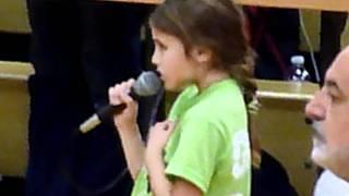 Download Lagu P1030832 emi sings national anthem 10-6-11.MOV Mp3