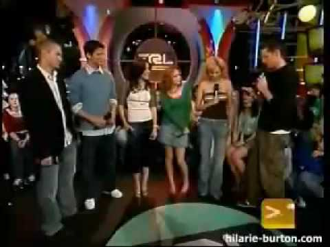 One Tree Hill Cast Interview (11/01/04) 1-3