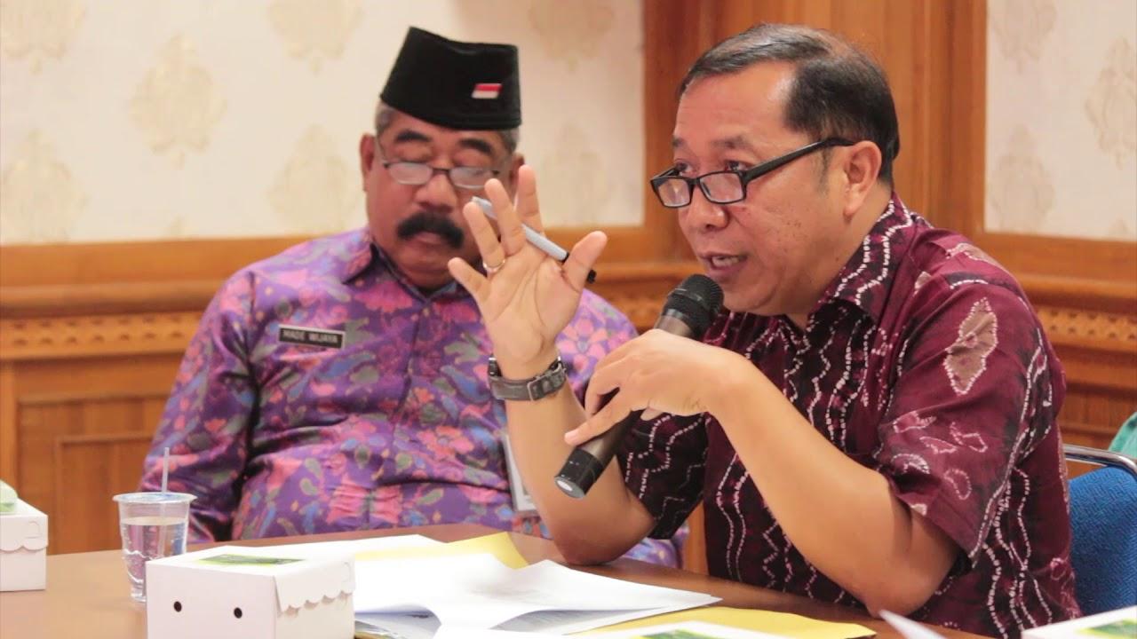 Komisi Informasi Bali (Visitasi dan Monitoring 2018) ke Badung.