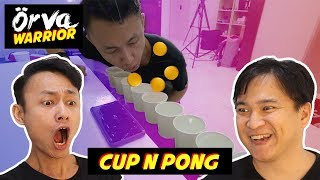 Video 3 PERMAINAN MENGGUNAKAN PING PONG - ORVA WARRIOR MP3, 3GP, MP4, WEBM, AVI, FLV September 2019