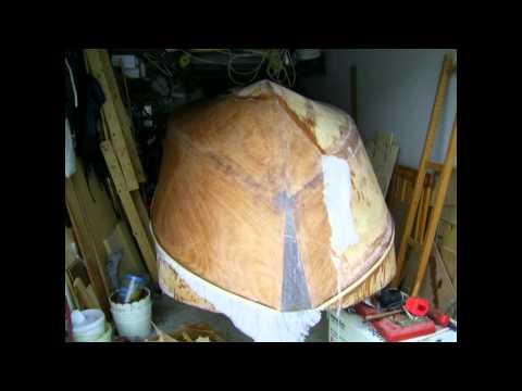 изготовление фанерных лодок видео
