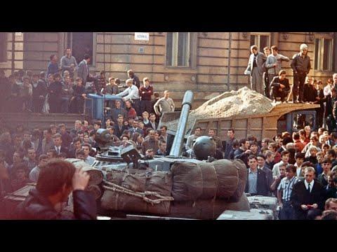 """Tschechoslowakei: 50 Jahre Niederschlagung des """"Prager Frühling"""""""