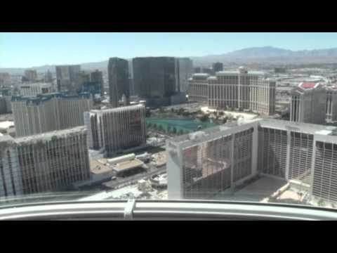 WATCH: World's Highest Observation Wheel Opens in Vegas