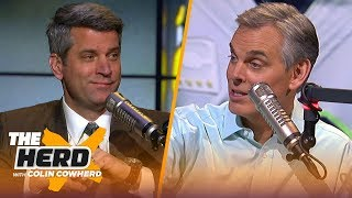 Mark Dominik speaks on Le'Veon Bell's free agency and confidence in Antonio Brown | NFL | THE HERD
