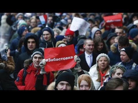 Διαδηλώσεις κατά του Κρεμλίνου