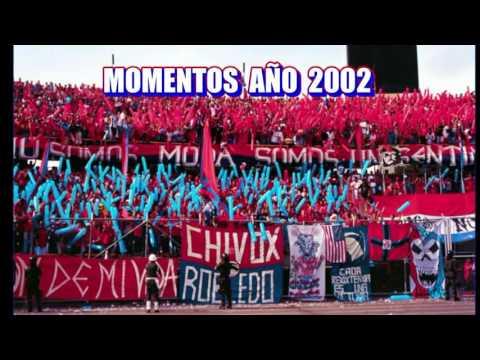Toda una vida REXIXTIENDO junto a vos - 1ª Parte (1998 a 2002) - Rexixtenxia Norte - Independiente Medellín