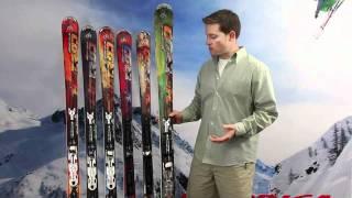 Nordica Hot Rod Ski Collection- 2012