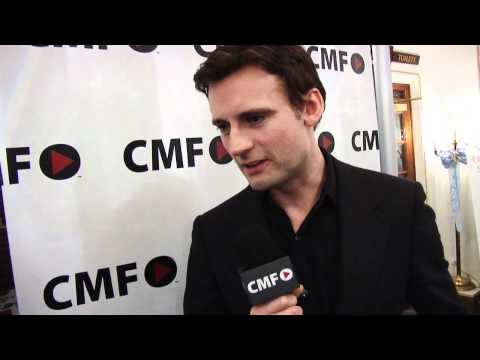 "Callum Blue, actor in such shows as ""The Tudors"" and ""Smallville,"" talks about pushing the boundaries and looking outside the norm when you make your art.  title="