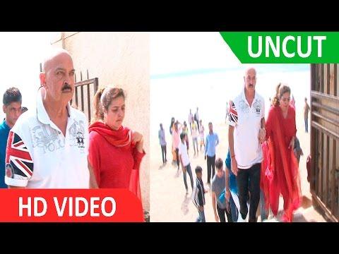 UNCUT | Hrithik Roshan | Ganesh Visarjan