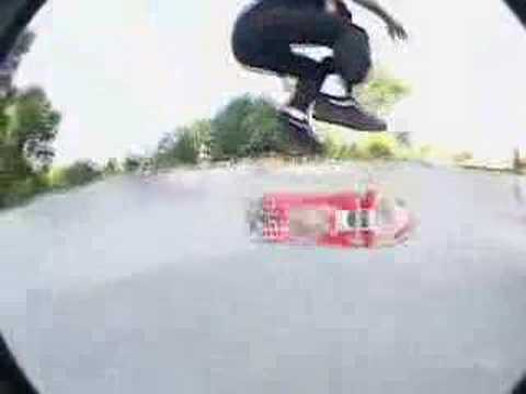 Ryan Puett and JJ Mace - Greencastle Skate Park