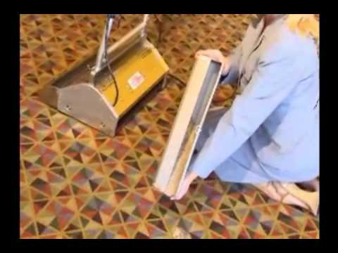 CRB Brush & Clean Dry Carpet Cleaning Machines