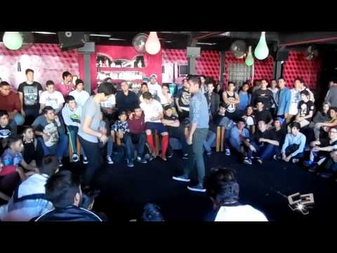 Golden King Battle | Electro Dance Platinum Christian (LA) vs Vasquez (EK)