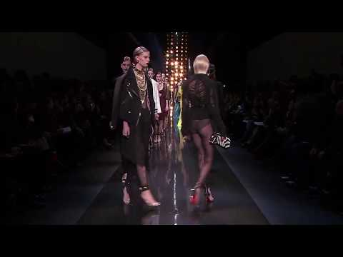 Alexandre Vauthier   Haute Couture Spring Summer 2014 Full Show   Exclusive видео