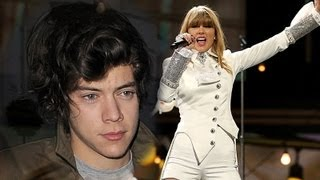 Harry Styles Speaks Out About Taylor Swift Post Break-Up