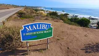 Aerial Malibu - Drone 4K music video featuring coastal views of beautiful Malibu, California. Drone pilot, Director, video editor: Merlin Dean.Holy WaterMusic by SwitchfootDirected by Merlin DeanDrone used: DJI Phantom 4 shooting in 4k videoAerial drone footage edited on Apple MacBook Pro using iMovie email: DronesbyMerlin@gmail.com