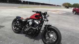 6. 437443 - 2011 Harley Davidson Sportster 1200 Nightster XL1200X - Used Motorcycle For Sale