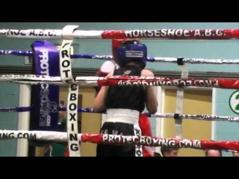 Horseshoe ABC Show, Luke Scot Brown v Fraser Iles