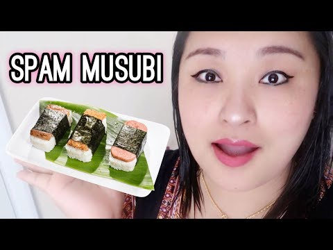 (Mukbang: Spam Musubi | Addressing the Haters I ChitChat! - Day #132 - Duration: 10 minutes.)