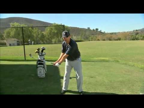 Golf Swing Release  Stage 3 to a Proper Release   Body Rotation