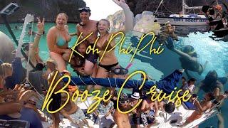Bobs Boose Cruise Koh Phi Phi THAILAND
