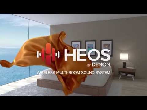 Anywhere Sounds Amazing with HEOS by Denon