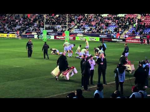 RLWC Quarter Final DW Stadium Wigan
