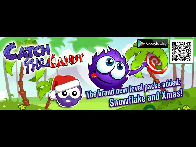 Catch the Candy by HeroCraft. Official Game Trailer.