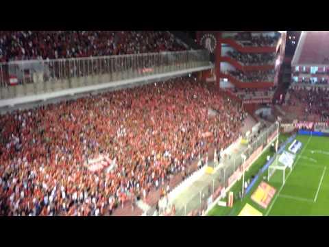 Independiente 0-4 Velez Fecha 3 Recibimiento (2014) - La Barra del Rojo - Independiente