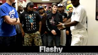 Speak Up Battle League | Neek vs. Flashy