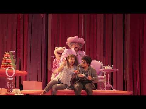 Hansel et Gretel - Teaser Opéra national de Lorraine Nancy 2017