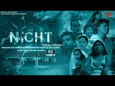The Night Never Ends Telugu Movie | By Amir Kazrani | TeluguOne