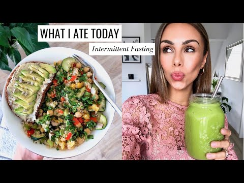 WHAT I ATE TODAY | Healthy & Simple Food Ideas | Annie Jaffrey