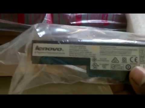 Lenovo B40-30 Notebook Unboxing