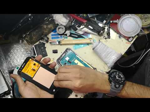 J1 ACE LCD REPLACEMENT FULL VIDEO