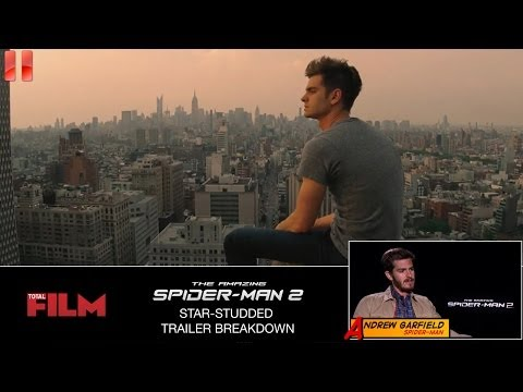 emma stone - Marc Webb and Amazing Spider-Man 2 cast-members Andrew Garfield, Emma Stone, Jamie Foxx and Dane DeHaan discuss the key moments in the first Amazing Spider-M...