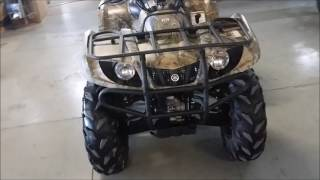 4. 2011  yamaha grizzly 350 4x4 atv for sale u2068