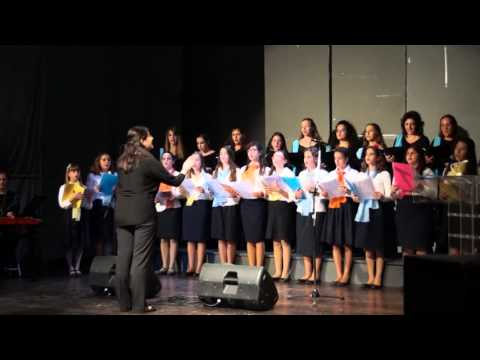 Νεανική Χορωδία Καλλιτεχνήματα - Μελωδίες Καραϊσκάκης - Στίχοι Μουσική Σταυρούλα Ζώρζου