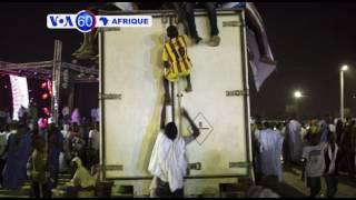L\'ACTU AFRICAINE EN 60 SECONDES