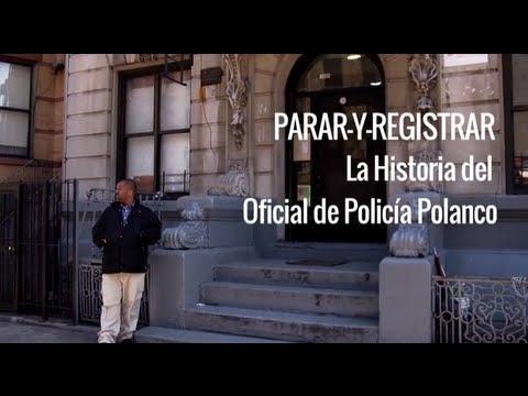 Para-y-Registrar: La Historia del Oficial de Policía