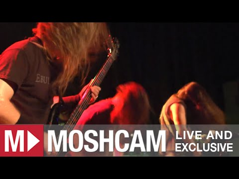 Cannibal Corpse - Evisceration Plague (Live in Sydney) | Moshcam