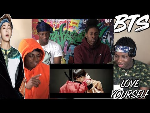 BTS (방탄소년단) LOVE YOURSELF 轉 Tear 'Singularity' Comeback Trailer - REACTION (видео)